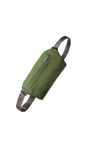 Bellroy green Bellroy Sling Mini - Ranger Green BE306AC8455DFCGS_1