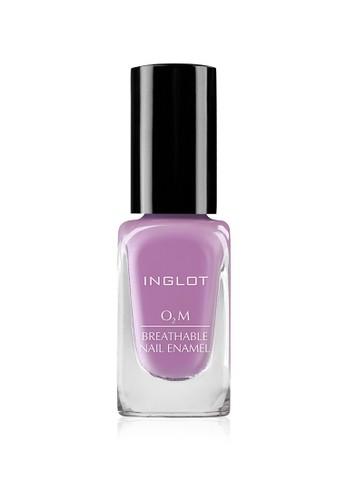INGLOT purple O2M BREATHABLE NAIL ENAMEL 686 CD64DBEF3DAB47GS_1
