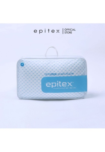 Epitex white Epitex Ultracool Cryocool Silken Pillow - Panel 518D1HL4A45905GS_1