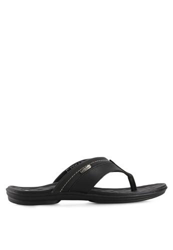 Pakalolo Boots black Sandals & Flip Flops PA409SH26LRDID_1