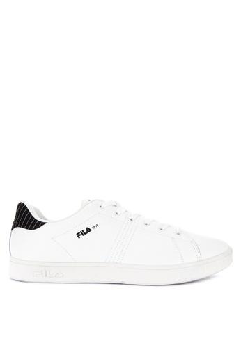 Fila white and multi Fc Andre Running Shoes 016E8SH5314E94GS_1