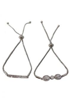 Italina 2pc Bracelet Set