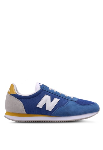 New Balance blue 220 Lifestyle Sneakers 07A4DSHB98DF15GS_1