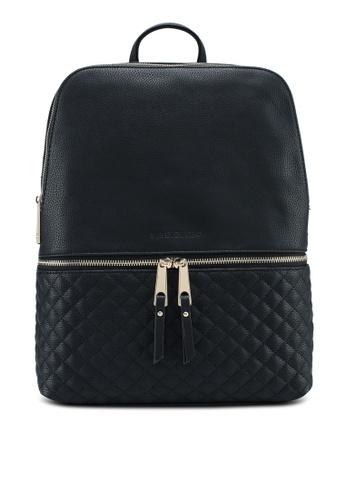 Forever New black Georgia Laptop Backpack D3174AC7BD98E4GS_1