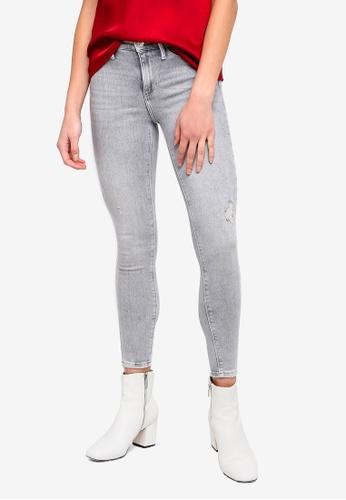 River Island grey Molly Block Jeans D3380AA8E4A32CGS_1