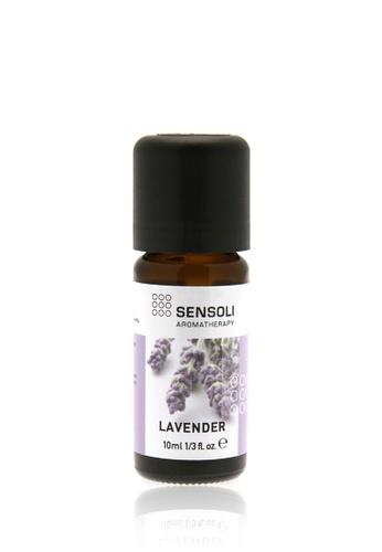 Sensoli Aromatherapy SENSOLI Lavender Pure Essential Oil 10ML 4D372HL1AAE41CGS_1