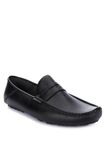 Itti black Brogues Loafers 32707SH987D020GS_1