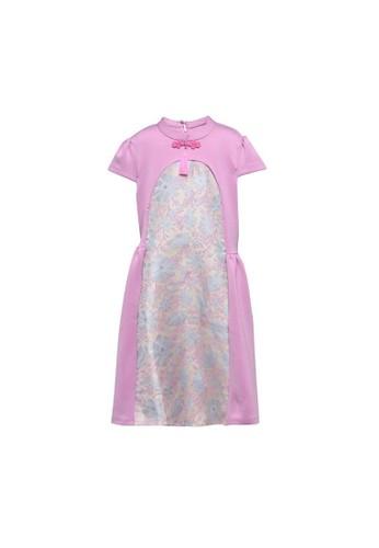 Miss Monique purple MM Dress Purple 2D0FBKA8E90A37GS_1
