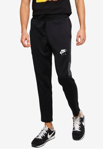 Nike black As M Nsw Nike Air Pk Pants 29912AA586A5C2GS_1