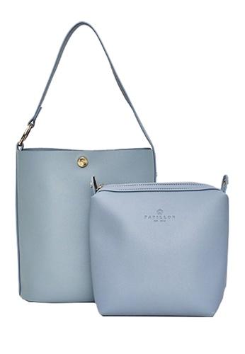 Papillon Clutch blue Calla Bucket Bag 53B5BACC2FD180GS_1