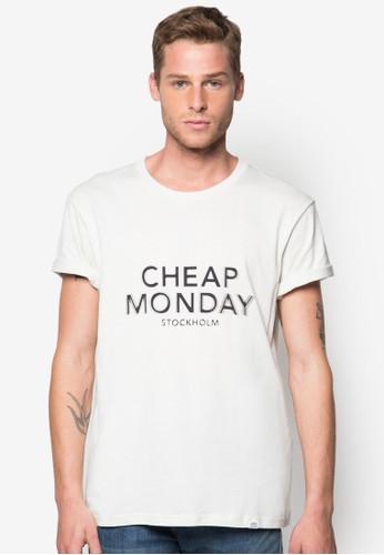 Cheap Monday 文字TEesprit 門市E, 服飾, 服飾