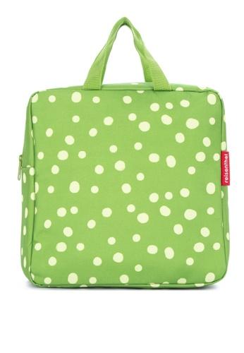 Reisenthel multi Foodbox iso M Spots Green C6933AC0765138GS_1