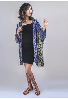 The Melody Kimono Coverup