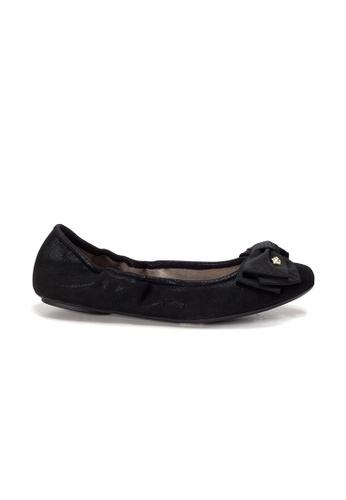 Shu Talk black AMAZTEP NEW Comfy Sole BOW Ballerina Ballet Flats B6BEASH23F642EGS_1