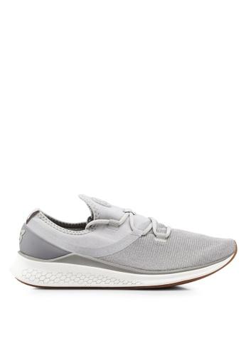 New Balance grey LAZR V1 Fresh Foam Shoes BD49BSHD121E27GS_1