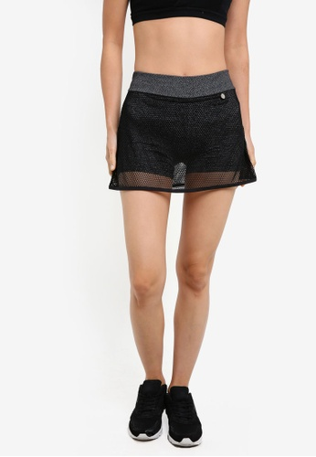 AVIVA black Short Skirt Pants AV679AA0S9FIMY_1