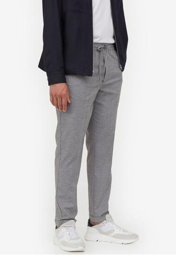 H&M grey Slim Fit Joggers 3CE46AA8D2E9D6GS_1