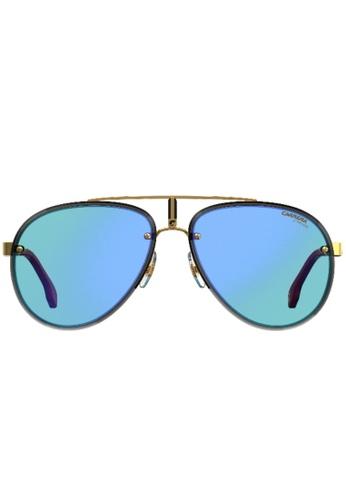 Carrera gold GLORY Sunglasses 97DA2GL6C550DBGS_1