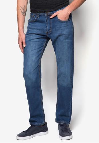 直筒牛仔褲,esprit outlet 桃園 服飾, 服飾