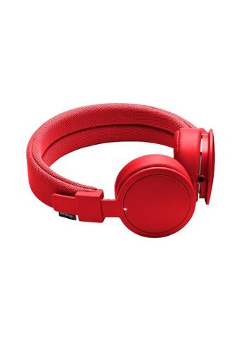 UrbanEars red Urbanears - Plattan ADV Wireless Headphone - Tomato UR131AC2V334HK_1
