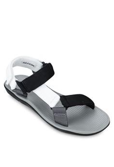 Grosgrain Tonal Sandals