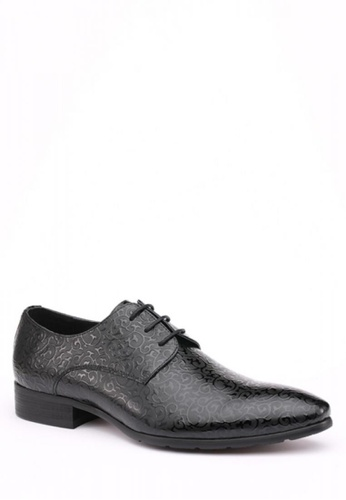 Kings Collection black Meritt Shoes KI877SH50ZGFPH_1