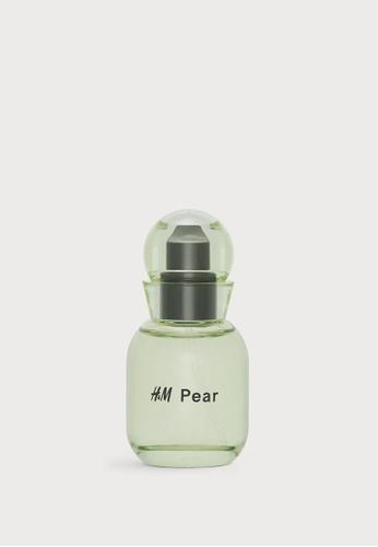 H&M green Eau De Toilette Pear 28410BE761DAD6GS_1