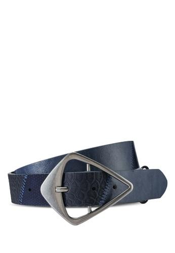 Desigual blue Belt_Ava D5D40AC605FD0BGS_1