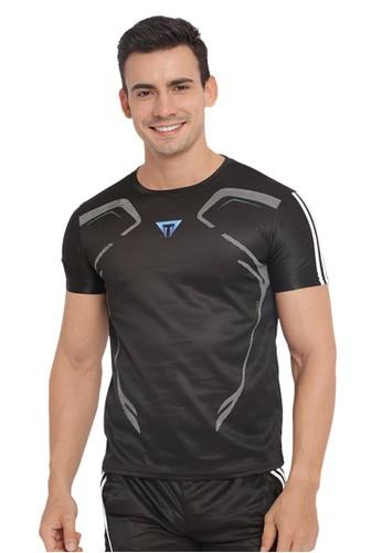 Girik black Baju Olahraga 1 Set Girik Original - Black 4EAD7AA68F0234GS_1