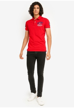d1e4f7ce 18% OFF Superdry Superstate Champion Polo S$ 99.00 NOW S$ 80.90 Available  in several sizes