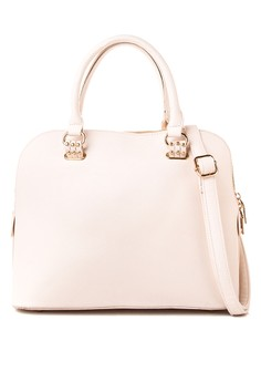Luxe Structured Tote