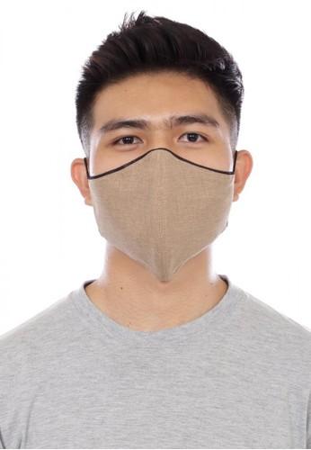 EPC Eddy P Chandra multi EPC Designer Mask Male Alexander A7657ESF30BF9BGS_1