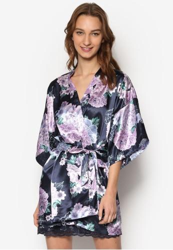 花式和服短袍, 服飾, esprit旗艦店服飾