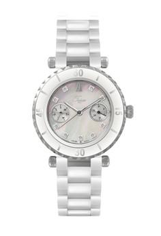 moment watch teiwe TW5034W-B jam tangan wanita stainlles steel