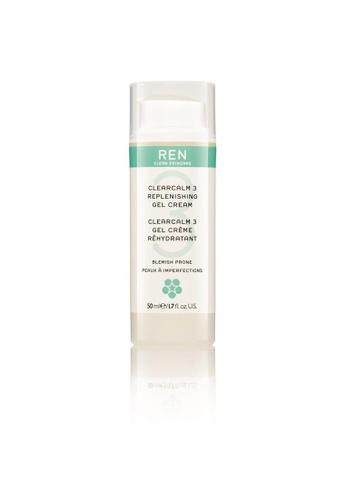 REN white Clearcalm 3 Replenishing Gel Cream RE428BE0G4W9SG_1
