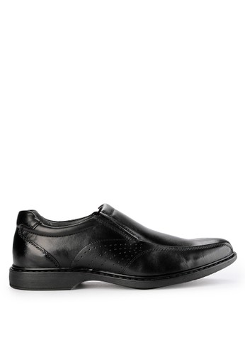 Hush Puppies black Begra Slip On 34199SH5997C70GS_1