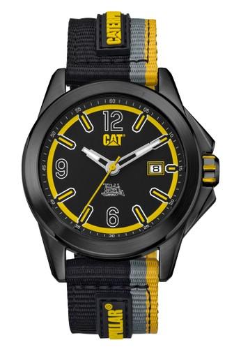 Caterpillar black Caterpillar Casual Men's Watches CAT YU.161.61.137 D580BACAA30BB5GS_1