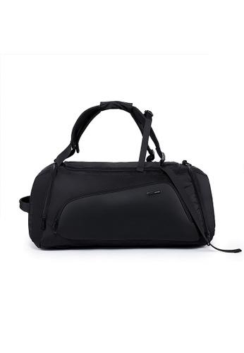 Golden Wolf black Bange Volt Travel Bag 8484AAC88B266CGS_1