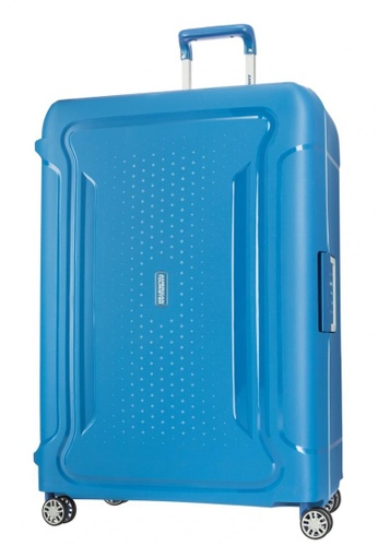 American Tourister blue American Tourister Tribus Spinner 69/25 57E4DACFE1AC32GS_1