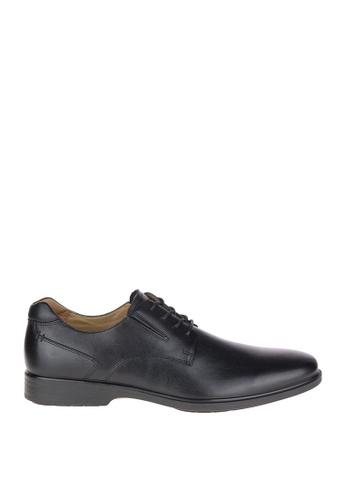 Hush Puppies black Echo Workday Shoes 35ED1SH50FFCB0GS_1
