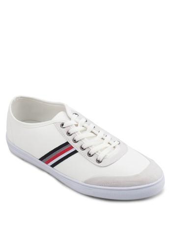 異zalora是哪裡的牌子材質羅紋邊飾運動鞋, 鞋, 鞋