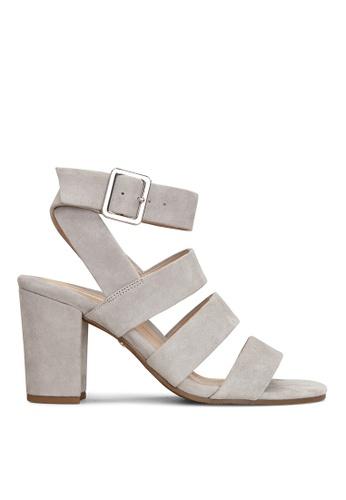 Vionic grey Blaire Heeled Sandal 1A4D0SH941ACEBGS_1