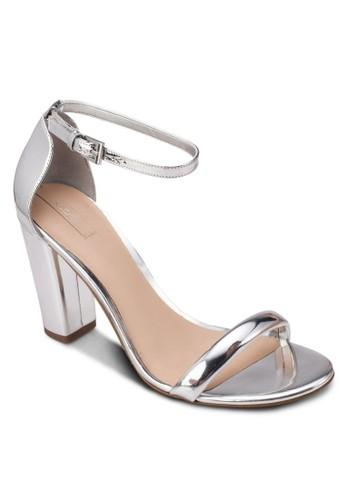 Cicczalora 折扣碼i 一字帶繞踝高跟鞋, 女鞋, 鞋