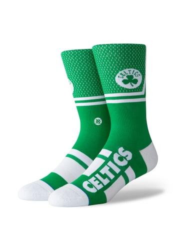 STANCE green STANCE Socks Green Celtics Shortcut Large 68F7FAAAC1770AGS_1