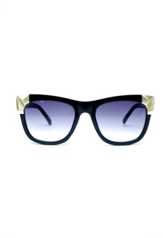 Katrina Oversized Sunglasses by Ohrelle Sunnies