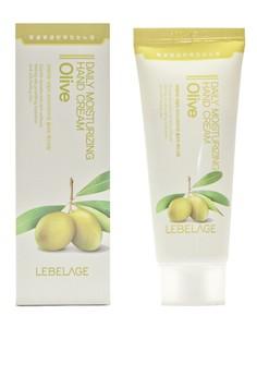 Lebelage Olive Hand Cream
