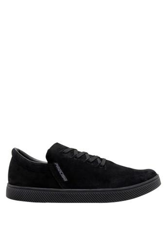 Precise black Precise Hampton M Sepatu Pria Hitam 2CF99SHD4BC6ECGS_1