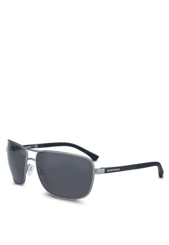 Emporio Armani grey Modern EA2033 Sunglasses 236C4GL04868CCGS_1