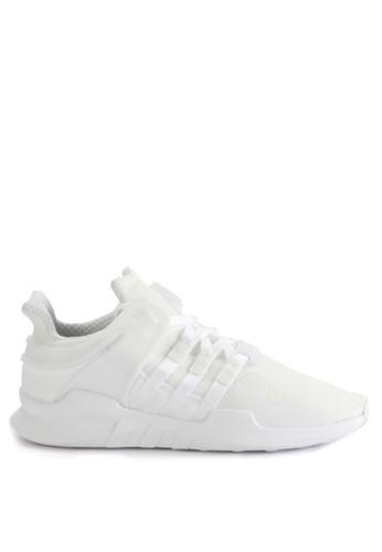 adidas white adidas originals eqt support adv AD349SH0VUELID_1