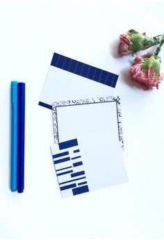 Boho Luxe Notecards - 12pcs/set